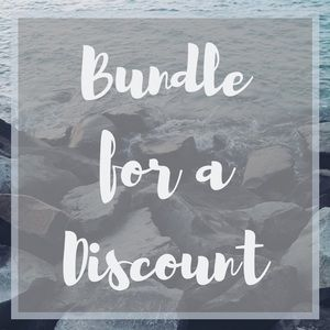Other - Bundle for a Discount
